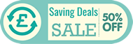 Saving Deals, Vouchers & Coupons