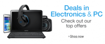Deals in Electronics and Computing