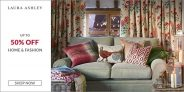 Up to 50% Off* Home and Up to 60% Off Fashion plus New Lines Added